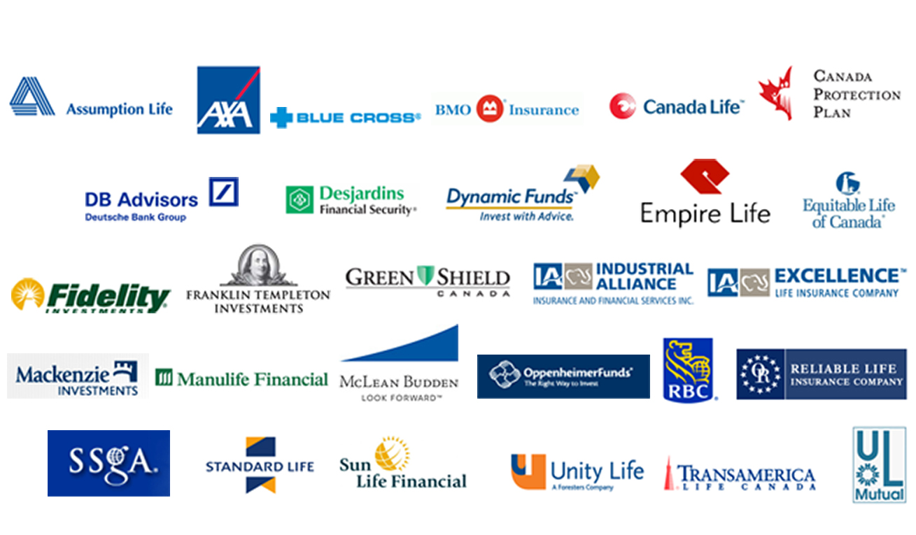 Financial Institutions Logos Partners | CWF GROUP I...
