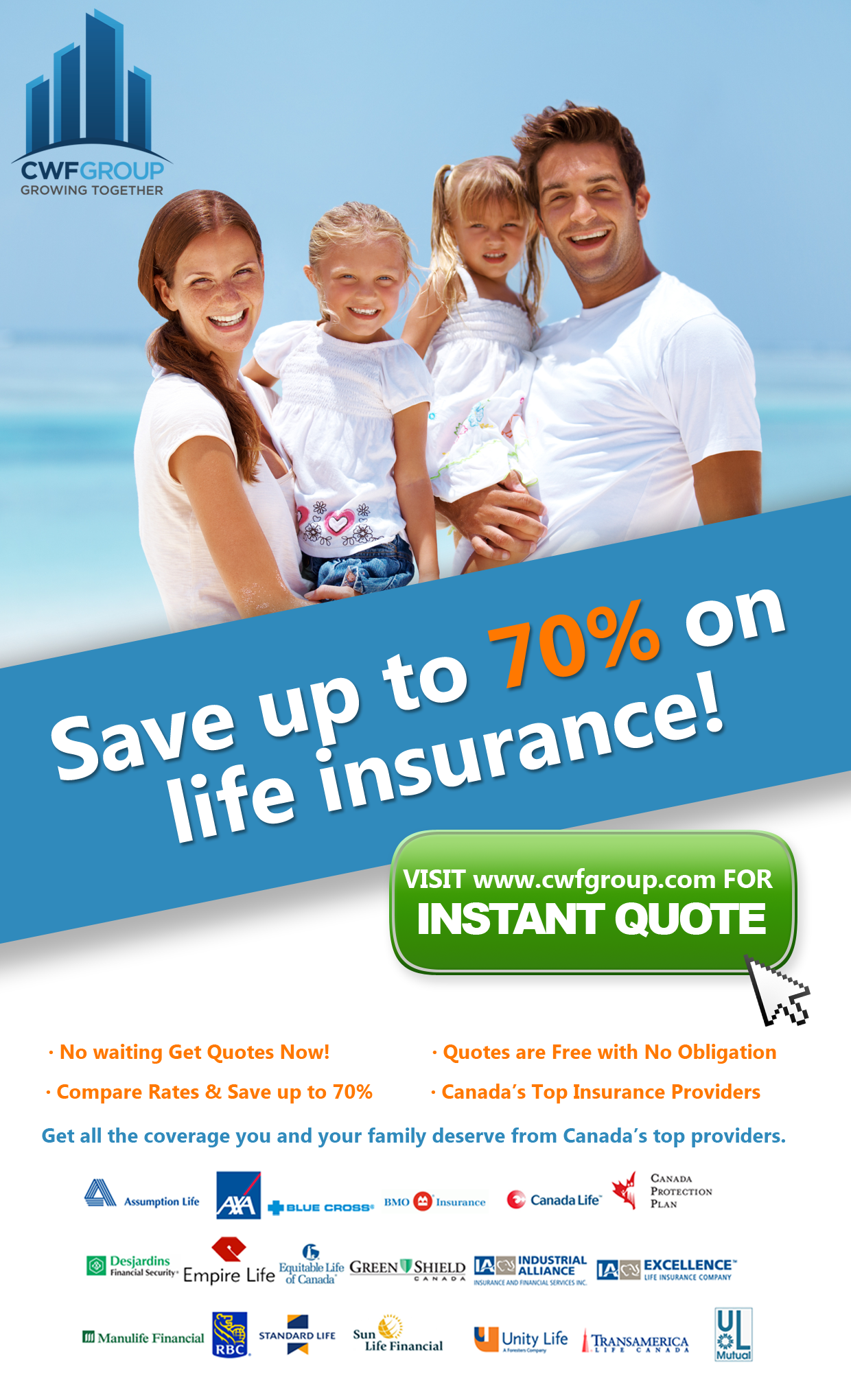 Life Insurance Cwf Group Inc